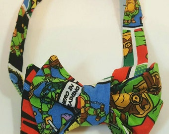 Tiny Mutant Ninja Turtle, TMNT, Bow Tie