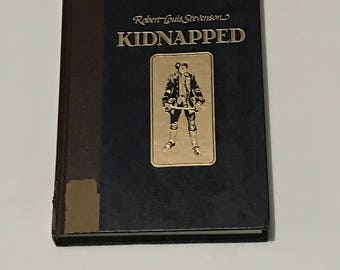 Kidnapped the adventures of David balfour