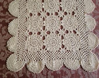 Crochet Tray Covers