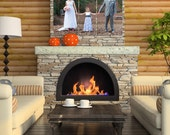 Personal Photo on Wood - ...