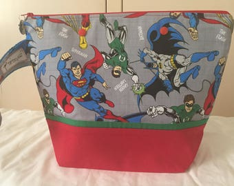 Superhero Project Bag