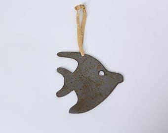 Fish Wine Bottle Charm/Ornament