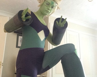 Peridot Cosplay Steven Universe Catsuit