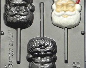 Santa Face Lolli
