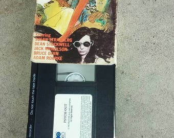 Psych out hippy 60s vhs