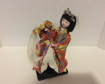 Japanese Porcelain Doll
