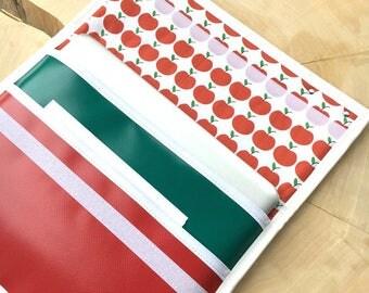 Bag made of truck tarpaulin for MacBook 13 ' Apple