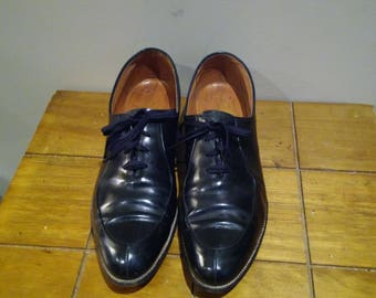 Stetson Black Shoes 8.5