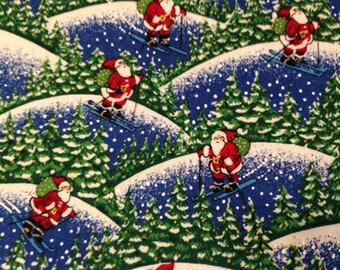 Ski Fabric Etsy