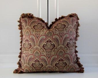 Kravet Decorative Pillow Cover-Fall Colors-Deco-20x20