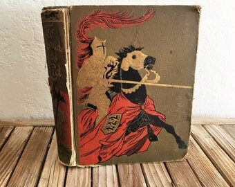 Vintage Book Titled The Chronicle of the Cid
