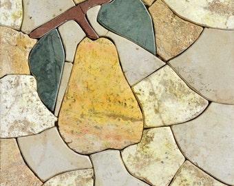 Mosaic Patterns- Prehistoric Pera