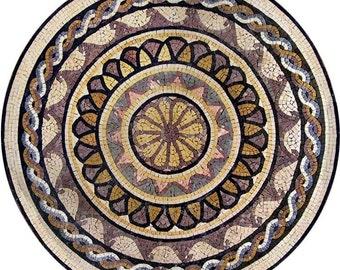 Stone Mosaic Artwork - Steorra