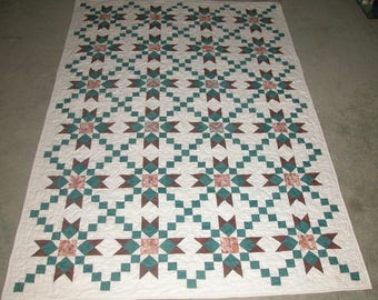 Arizona Arrowheads quilt pattern by Jean MaDan