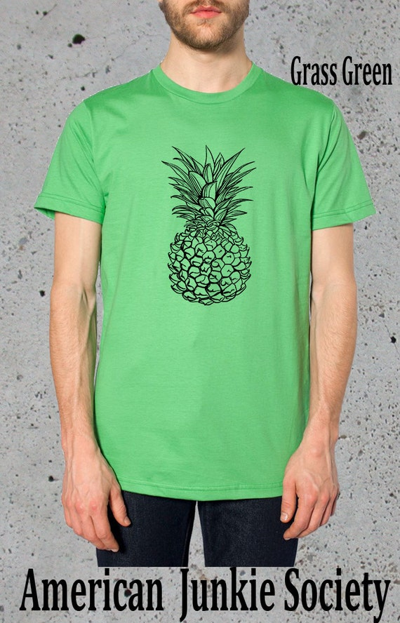 Items Similar To Mens Pineapple Express T Shirt Top