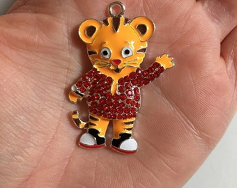P33 Daniel Tiger Pendant for Chunky Necklaces