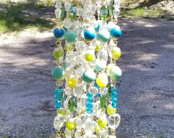 Helen Crystal Wind Chime