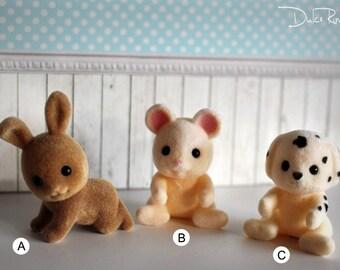 Animals miniature