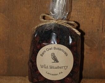 Wild Blueberry Half Pound