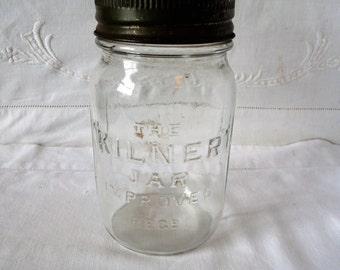 Vintage Kilner Jars Etsy