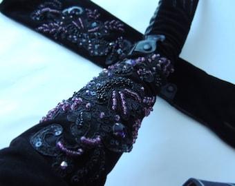 Gloves  Lady Amethyst