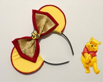 Winnie the Pooh Disney Ears