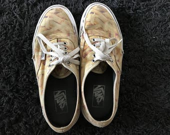 Custom French Fry Vans