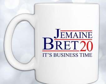 Flight of the Conchords Coffee Mug   Jemaine Bret 2020   FOTC Gift   Flight of the Conchords Gift   Coffee Mugs Never Lie   Updated to 2020