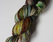 DK - 100% British Bluefaced Leicester (superwash) yarn - All the Moor(land)