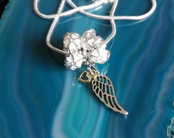 """Angelic Love Attraction, Protection """" Handmade Charm !"""