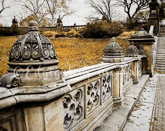 New York City Photography, Bethesda Terrace, travel photography, Central park photo, architecture photo, home decor, urban decor, NYC photo
