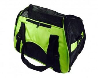 Fixture Displays® Pet Carrier OxFord Soft Sided Cat/Dog Comfort Travel Tote Shoulder Bag 12214