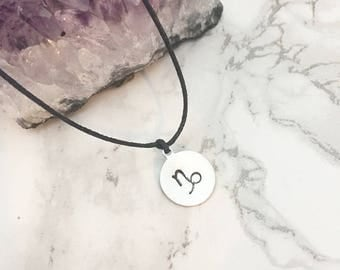 Capricorn bracelet - Zodiac bracelet - Star Sign bracelet - Constellation bracelet - Birthday bracelet - December birthday - January gift