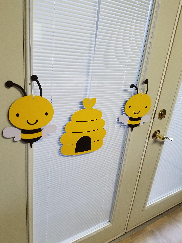 Bumble Bee Ceiling Hanger Baby Shower
