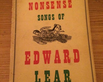 The Nonsense Songs of Edward Lear