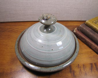 Weirer Pottery - Domed Cheese Dish