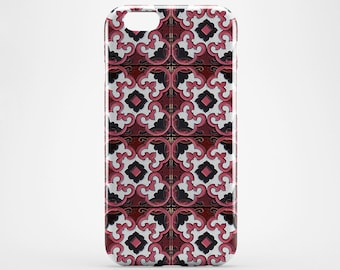Trendy iPhone Case Pink Marble iPhone 6 Case Tile iPhone 7 Case Trendy iPhone 7 Plus Case iPhone 6S Plus Marble Galaxy S6 S7 Case iPhone SE