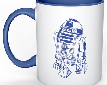 R2D2 Star Wars Fan Mug