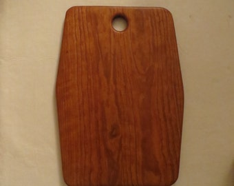 "Curly Cherry Serving/Cutting Board - 11"" x 15-1/2"""