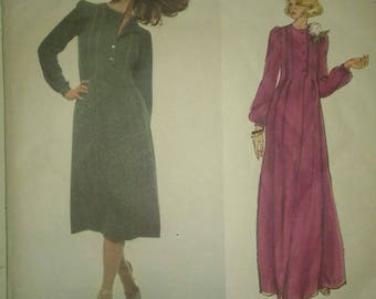 Vogue Designer Original Pattern Size 8