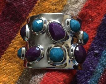 Chicos Clamper Bracelet