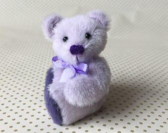 Ooak Miniature Artist Bear Kiki