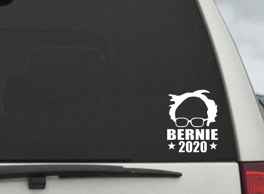 Bernie Sanders 2020 Campaign Election President Decal Car