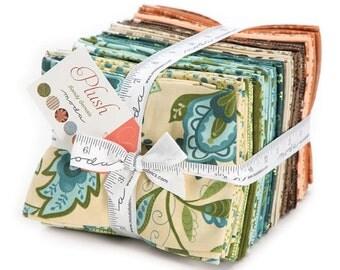 Fat Quarter Bundle-Moda-Plush by Sandy Gervais