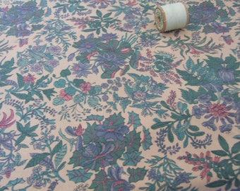 5 metre length of Liberty Haranton cotton and wool fabric