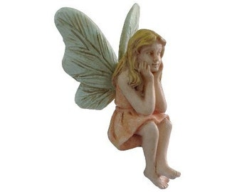 Quietly Sitting Fairy