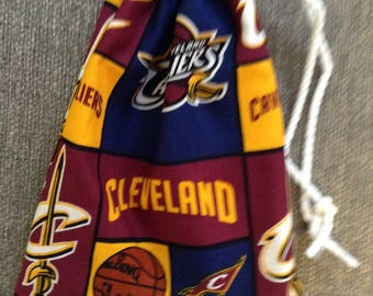 Cleveland Cavaliers spinner or treasure bag