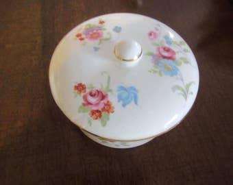 ENGLAND HAMMERSLEY DRESSER Jar with Lid
