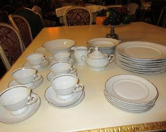 POLAND ROYAL KENT Dinner China