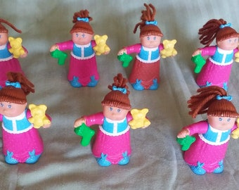 1992 McDonald's Happy Meal Cabbage Patch Kids FREE SHIPPING